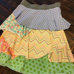 Matilda Jane Bottoms - Matilda Jane skirt - girls size 12
